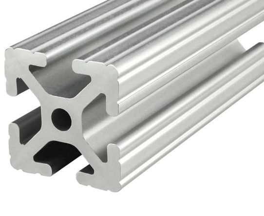 Extruded profile CNC machining parts